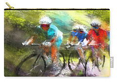Le Tour De France 11 Carry-all Pouch