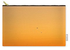 Carry-all Pouch featuring the photograph Le Voyage 02 by Aimelle