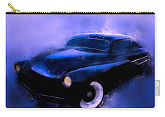 Lead Sled 51 Mercury Watercolour Illustration Carry-all Pouch