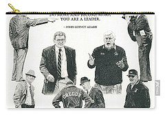 Leaders Of Men Carry-all Pouch