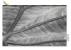 Leaf Abstraction Carry-all Pouch