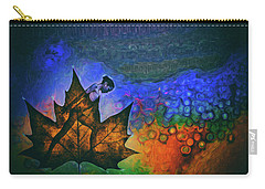 Leaf Dancer Carry-all Pouch