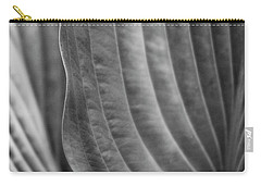Leaf - Edgy Path Carry-all Pouch by Ben and Raisa Gertsberg