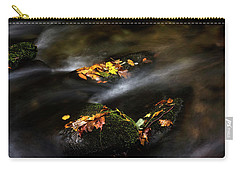 Leaf Island Carry-all Pouch