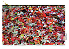 Leaf Pile Carry-all Pouch
