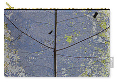Leaf Structure Carry-all Pouch