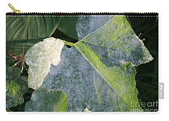 Calming Leafy Glade Carry-all Pouch