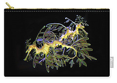 Leafy Sea Dragons Carry-all Pouch by Anthony Jones
