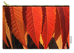 Leafy Valance Carry-all Pouch