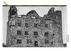 Leamaneh Castle Carry-all Pouch by Martina Fagan