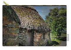 Leanach Farmhouse Culloden Moor  Carry-all Pouch