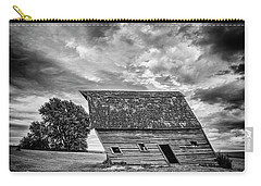 Leaning Barn Of Tuttle Carry-all Pouch