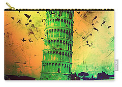 Leaning Tower Of Pisa 32 Carry-all Pouch