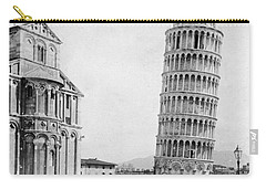 Leaning Tower Of Pisa Italy - C 1902  Carry-all Pouch