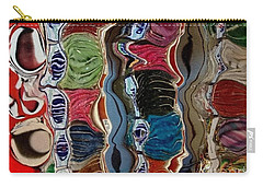 Poupourri Carry-all Pouch by Kathie Chicoine