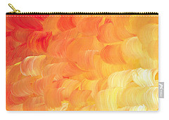 Leaps Of Faith Painting Carry-all Pouch