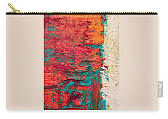 Learning Curve One Carry-all Pouch by Heather Roddy