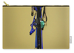 Leash Lady Just Hanging On The Wall Carry-all Pouch