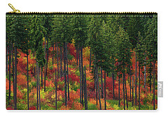 Leavenworth Checkerboard Carry-all Pouch