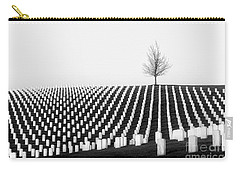 Leavenworth National Cemetery  Carry-all Pouch