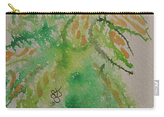 Leaves Carry-all Pouch by AJ Brown