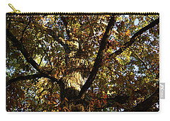 Leaves And Branches Carry-all Pouch