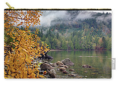 Leaves And Ducks Carry-all Pouch