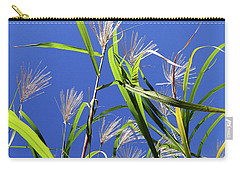 Leaves In The Wind Carry-all Pouch