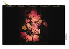 Leaves Of Surrender Carry-all Pouch by Karen Wiles