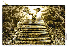 Led Zeppelin Stairway To Heaven Carry-all Pouch