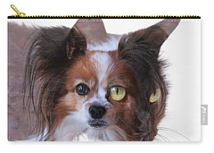 Left Eye Carry-all Pouch