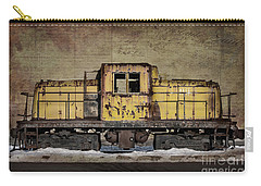 Left To Rust Carry-all Pouch
