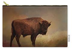 Legend Of Buffalo Spirit Carry-all Pouch