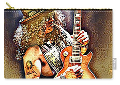 Legends Of Rock - Slash - Sweet Child Carry-all Pouch