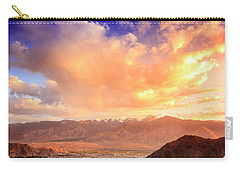 Carry-all Pouch featuring the photograph Leh, Ladakh by Alexey Stiop