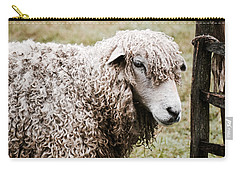 Leicester Longwool Carry-all Pouch