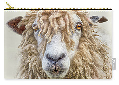 Leicester Longwool Sheep Carry-all Pouch