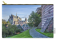 Leiden, The Church And The Castle Carry-all Pouch