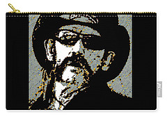 Lemmy K Carry-all Pouch