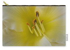 Lemon Daylily Carry-all Pouch