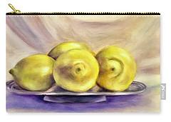 Lemon Drops Carry-all Pouch