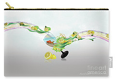 Lemon Fish Carry-all Pouch