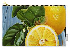 Lemon Fresh Carry-all Pouch