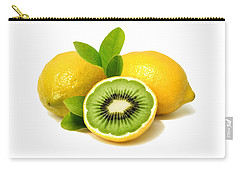 Lemon Kiwi Carry-all Pouch
