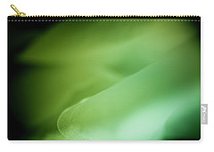 Carry-all Pouch featuring the photograph Lemon Lime Swirl by Christi Kraft
