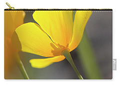 Lemon Yellow Carry-all Pouch