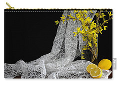 Lemons'n Lace Carry-all Pouch