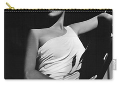 Lena Horne  Circa 1943-2015 Carry-all Pouch by David Lee Guss