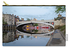 Lendal Bridge Reflection  Carry-all Pouch