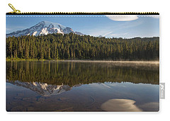 Lenticular Cloud At Reflection Lake Carry-all Pouch